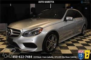 2014 Mercedes-Benz E-Class E250 BT PANORAMIC/NAVI/360CAM/CLEAN C