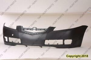 Bumper Front Primed Exp S Model Acura TL 2007-2008
