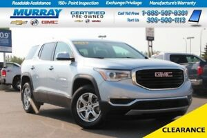2017 GMC Acadia *CLIMATE CONTROL,INTELLILINK*