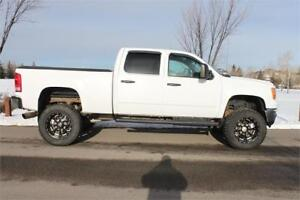 "2012 GMC Sierra 2500 Duramax 6"" Lift-Deleted-Dealer Serviced"