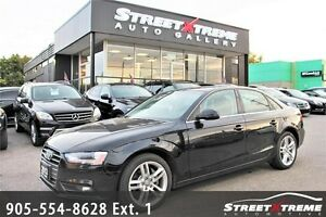 2013 Audi A4 |NAVI| SUNROOF|HEATED SEATS|BLUETOOTH|BIXENON