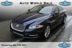 2015 JAGUAR XJL | AWD | PORTFOLIO | PANORAMIC SUNROOF | LONG WHE