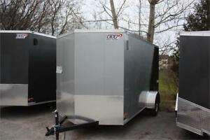 2018 Bravo Enclosed 6X12 Cargo Trailer INVENTORY BLOW OUT!