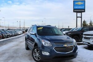 2017 Chevrolet Equinox Premier AWD| Sun| Nav| Heat Leath| Rem St