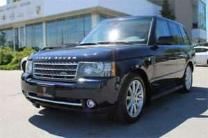 2010 Land Rover Range Rover SC|NO ACCIDENT| SERVICE RECORD
