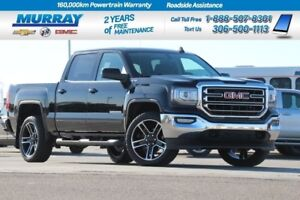 2018 GMC Sierra 1500 SLE Kodiak Edition*REAR CAMERA,BLACK PACK*