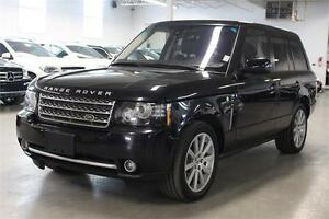 2012 Land Rover Range Rover SUPERCHARGED/NAV/BACK-UP CAM