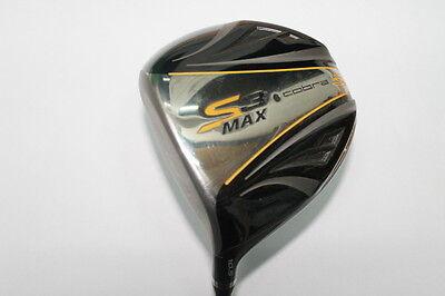 King Cobra Max S3 Driver 10.5° Graphitschaft, LH Golfschläger, Top Zustand (5)
