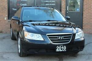2010 Hyundai Sonata GL *ONE OWNER, NO ACCIDENTS, CERTIFIED*