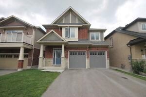 Now or Nov 1, New house for rent lease Simcoe & Britannia Oshawa
