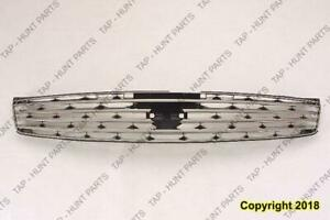 Grille Chrome/Black Infiniti G35 COUPE 2003-2007