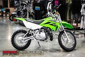 2017 Kawasaki KLX110