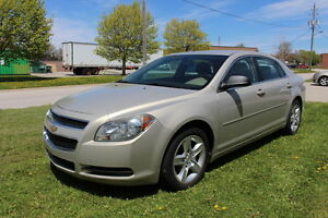 2011 Chevrolet Malibu LS with only 88,000kms   $7,495 Certified