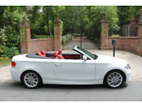 2010 BMW 123d M SPORT DIESEL AUTO CONVERTIBLE 52,993 MILES STUNNING