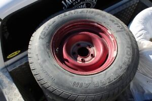 Total Terrain A/P tires for sale