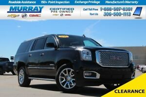 2016 GMC Yukon XL *REMOTE START,SUNROOF,NAV SYSTEM*
