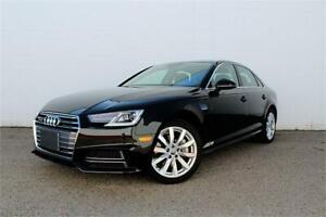 2018 AUDI A4 QUATTRO 2.0T | CERTIFIED | AWD | LEATHER |