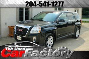 2012 GMC Terrain AWD LOW KM!, Accident Free Back up Camera