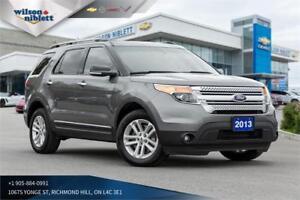 2013 Ford Explorer XLT | 4x4 | 8 PASSENGER | WINTER TIRES |