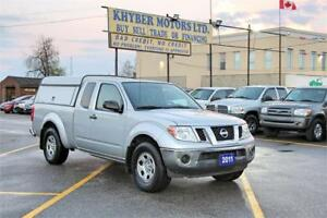 2011 Nissan Frontier S|Certified|2 Year W