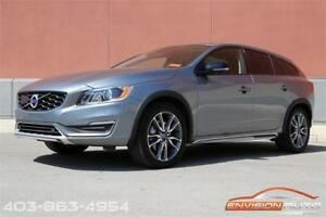 2016 Volvo V60 CROSS COUNTRY T5 PLATINUM \ ONE OWNER