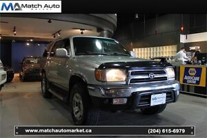 *Safetied* 2000 Toyota 4Runner SR5 *4WD* *AC* *Clean Title*