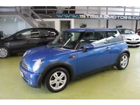 MINI 1.6 COOPER 2006 06 PLATE 48866 MILES WITH SERVICE HISTORY, 12 MONTH TEST