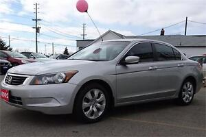 2009 Honda Accord Sedan EX-L  LOADED!!