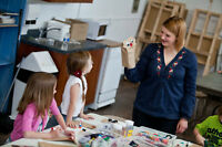 Summer Instructor, Centre for Creative Arts Kids Camps