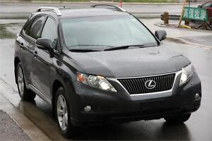 2010 Lexus RX350 AWD PREMIUM PACKAGE *LEATHER SUNROOF BACKUPCAM*