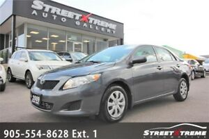 2009 Toyota Corolla CE | Heated Mirrors | Air Conditioning