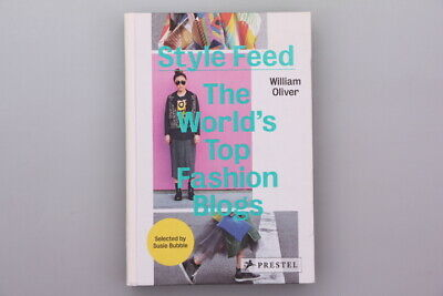 113306 William Oliver *STYLE FEED* The world's top fashion blogs HC +Abb TOP! Hc Feeder