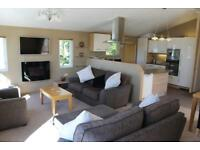 Stunning 2011 Willerby Boston Lodge for sale at Percy Wood Country Park
