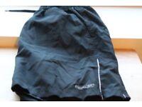 Reebok Black Short UK Size L, Stitched Logo