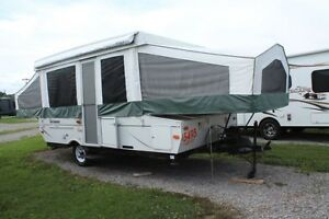 2006 Forest River Freedom Tent Trailer
