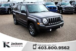 2015 Jeep Patriot High Altitude - Bluetooth, Accident Free