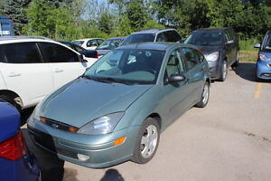 Recently Traded 2004 Ford Focus ZX5