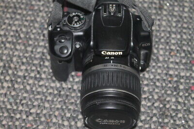 Canon DS126151 EOS Rebel Digital XTi Camera No charger