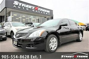 2012 Nissan Altima 2.5 S |ACCIDENT FREE|6-SPEED|CRUISE CONTROL