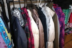 Noon TODAY -- GIRLS' Clothing SALE -- over 1,000 pcs INEXPENSIVE