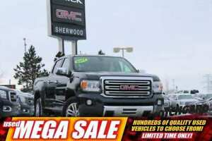 2017 GMC Canyon SLT| Heat Lth| Rem Start/Entry| Auto Clim| RV Ca