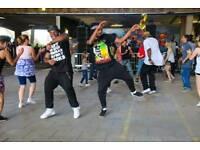 Street dance fitness