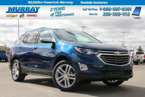 2019 Chevrolet Equinox Premier 1.5T AWD *REMOTE START,SUNROOF*