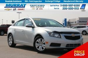 2013 Chevrolet Cruze *REMOTE START,CLIMATE CONTROL,HEATED MIRROR