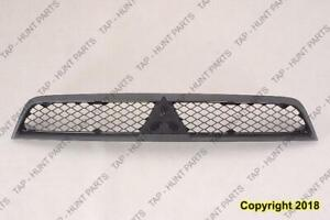 Grille Black Exclude Evolution Models Mitsubishi Lancer 2008-2015