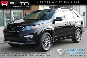 2013 Kia Sorento SX AWD ** NAVIGATION ** LEATHER ** FULLY LOADED