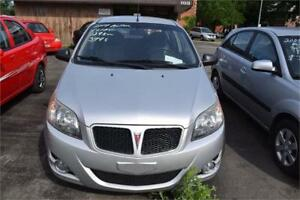 2009 pontiac G3 Wave Base
