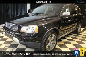 2011 Volvo XC90 3.2 AWD Level III R-Design, 7 PASSAGERS, CUIR, T