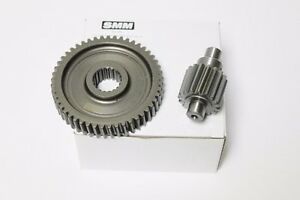 49-17t Performance Final Drive Gear GY6 50cc 139QMB Chinese Taiwanese Scooters