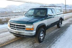 1994 Dodge Dakota Club Cab 4whdr